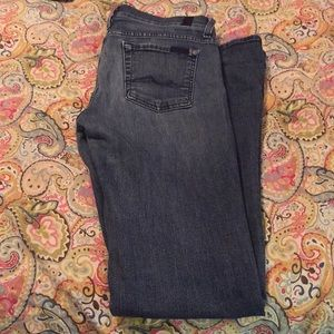7FAM Rocker Jeans